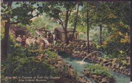 C. Postale - Lookout Mountain - Rock City Gardens - Circa 1930 - Non Circulee - A1RR2 - Etats-Unis