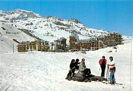 SUPER-TIGNES  (73) ▬ La Plus Haute Station D'Europe - Station « LE VAL CLARET» Ski Skieurs - Éd. TELE S.A. ♥ - Otros Municipios