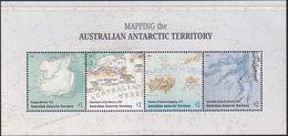 Australian Antartic Territory 2019 Mapping Mint Never Hinged - Australian Antarctic Territory (AAT)