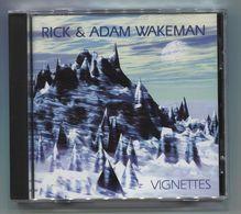 RICK  &  ADAM  WAKEMAN  /  VIGNETTES - Rock