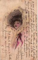 Carte Illustrateur Peinte à La Main ?? - Carte Américaine 1909 - Ilustradores & Fotógrafos