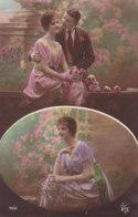 Couple (Fantaisie) - Fleur - Multivue - Couples