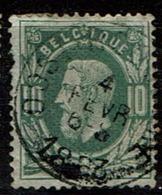 30  Obl Sc  Oosterzeele   + 50  Défauts - 1869-1883 Leopold II.