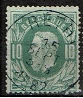 30  Obl Sc  Rethy + 15 - 1869-1883 Leopold II.