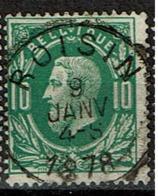 30  Obl Sc   Roisin  + 10 - 1869-1883 Léopold II