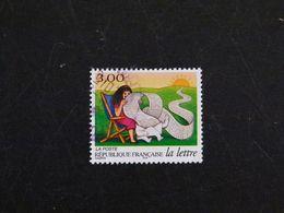 FRANCE YT 3065 OBLITERE - JOURNEES DE LA LETTRE - Used Stamps