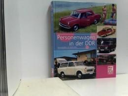Personenwagen In Der DDR - Transport