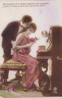 Couple (Fantaisie) - 1706 RP - Enchanteur Est Le Timbre Argentin - Piano - Couples