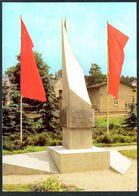 D8532 - TOP Morgenröthe Rautenkranz Denkmal Propaganda DDR - Bild Und Heimat Reichenbach - Vogtland