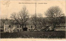 CPA St-NOM-la-BRETECHE - La Petite Ferme (103033) - St. Leger En Yvelines
