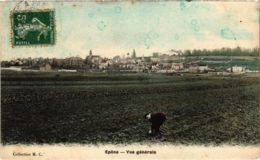 CPA EPONE - Vue Générale (103061) - Epone