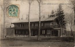 CPA Saint Leger - Chalet De Planet (103149) - St. Leger En Yvelines
