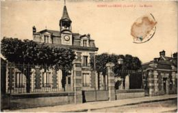 CPA Rosny-sur-Seine - La Mairie (103176) - Rosny Sur Seine