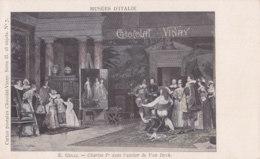Italie (Musée) - E. Gelli - Charles 1er Dans L'atelier De Van Dyck - Publicité Chocolat Vinay - Museos