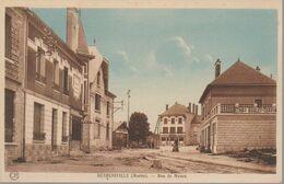 BETHENEVILLE - RUE DU MUNET - Bétheniville