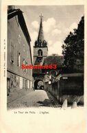 La Tour De Peilz - L'Eglise - VD Vaud