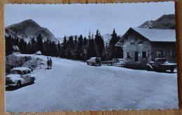 74 : Le Col De La Joux Verte - Animée : Pertite Animation - Voitures - CPSM Format CPA - (n°18213) - Ohne Zuordnung