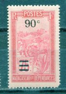 MAD - Yt. N° 150  *  90c S 75c  Cote  1,25  Euro  BE R 2 Scans - Ungebraucht