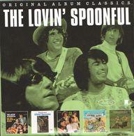 The LOVIN' SPOONFUL - Original Album Classics - 5 CD - Rock