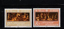 Liechtenstein, Nr. 866/67** (T 17432) - Liechtenstein
