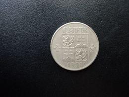 RÉPUBLIQUE FÉDÉRATIVE TCHÈQUE ET SLOVAQUE : 50 HALERU   1991 R   KM 150     TTB - Tchécoslovaquie