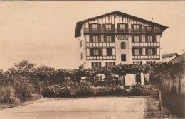 K15- 64) GUETHARY (BASSES PYRENEES) HOTEL ESKUALDUNA - (2 SCANS) - Guethary