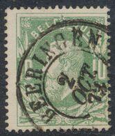 """émission 1869 - N°30 Obl Double Cercle """"Beeringen"""" / Collection Spécialisée. - 1869-1883 Leopoldo II"""