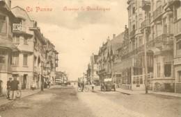 La Panne - Edit. Marcovici N° 14 - Avenue De Dunkerque - De Panne