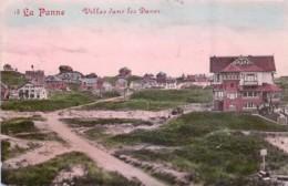 La Panne - Edit. Marcovici N° 18 - Villas Dans Les Dunes - De Panne