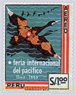 Ref. 36919 * MNH * - PERU. 1960. INTERNATIONAL FAIR OF THE PACIFIC, LIMA . FERIA INTERNACIONAL DEL PACIFICO EN LIMA - Peru