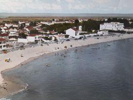 Carte Postale, La Guérinière, Vendée 85, Vue Aérienne, La Plage, - Ile De Noirmoutier