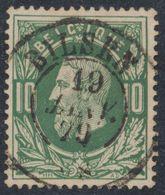 """émission 1869 - N°30 Obl Double Cercle """"Bilsen"""". Superbe / Collection Spécialisée - 1869-1883 Leopoldo II"""