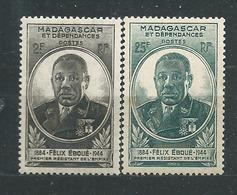 MADAGASCAR N° 298/99 ** TB 7 - Nuovi