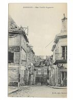 ( 02 ) SOISSONS  Rue Vieille Gagnerie GUERRE 14 18 - Soissons