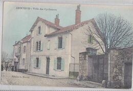 39 ARINTHOD - Villa De Cyclamens - Andere Gemeenten