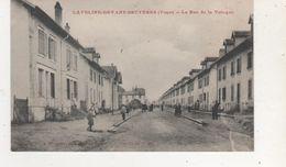 CPA   LAVELINE DEVANT BRUYERES RUE DE LA VOLOGNE - France