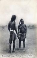 Süd-West-Afrika - Owamboland - Junge Mädchen - Namibia - Young Girls - Ehemalige Dt. Kolonien