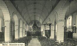 Meersel Dreef Binnenzicht Der  Kerk.  ANTWERPEN // ANVERS - BELGIE - Unclassified