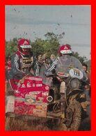 2 CPSM/gf  RALLYES. 2 Cartes à Identifier. Photos De Catherine Daublain...L304 - Sport Moto