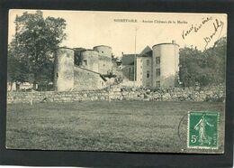 CPA - NOIRETABLE - Ancien Château De La Merlée - Noiretable