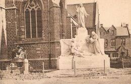 Wavre-Notre-Dame / Sint-Katelijne-Waver / OLV. Waver : Gedenkteken -- Kanon - Sint-Katelijne-Waver