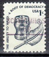 USA Precancel Vorausentwertung Preo, Locals Oregon, Scott Mills 841 - Estados Unidos