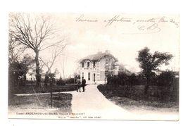Andernos Les Bains. Villa Ignota Et Son Parc. - Andernos-les-Bains