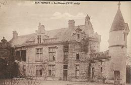 02 SEPTMONTS - Le Château (XVIe Siècle) - France