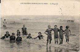 LES SAINTES MARIES DE LA MER - La Baignade     (2104 ASO) - Saintes Maries De La Mer