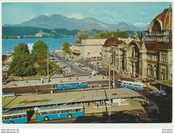 AK  Luzern Bus Bahnhof - Autobús & Autocar