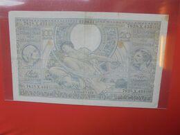 BELGIQUE 100 FRANCS 1941 CIRCULER (B.18) - 100 Francs & 100 Francs-20 Belgas
