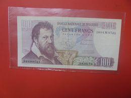 BELGIQUE 100 FRANCS 1974 CIRCULER (B.18) - 100 Franchi