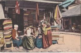 CARSIJA - BOSN. SCHNITTWARENHENDLUNG - (EDITEUR VERLAG - NAKLADA LEON FINZI , SARAJEVO - 2 SCANS) - Bosnia And Herzegovina