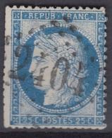 FRANCE : CERES N° 60C RARE OBLITERATION GC 2404 MONFORT DU GERS - 1871-1875 Cérès